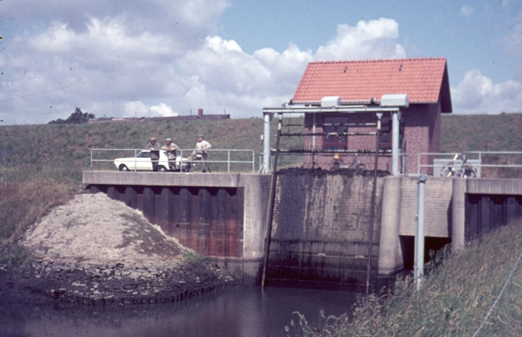 Schöpfwerk um 1976